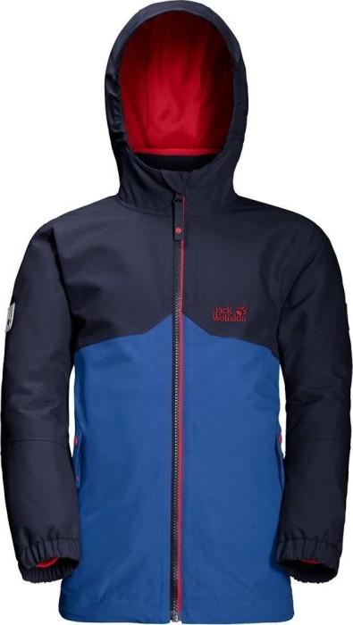 brand new 0db9c 85cf0 Jack Wolfskin Boys Iceland 3in1 Jacke coastal blue (Junior) (1605253-1201)  ab € 99,95