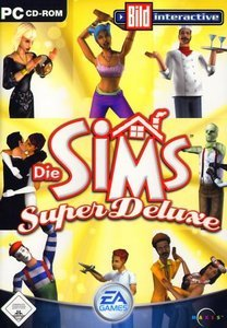 Die Sims - Super Deluxe (German) (PC)