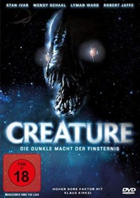 Creature - Die dunkle Macht der Finsternis (DVD)