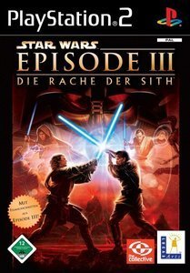 Star Wars: Episode 3 - Die revenge der Sith (German) (PS2)