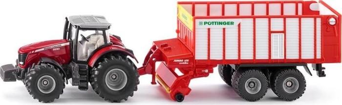 SIKU Farmer Massey Ferguson Traktor (1987)