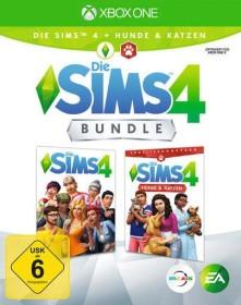 Die Sims 4 inkl. Hunde & Katzen (Xbox One)