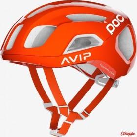 POC Ventral Air SPIN Helm zink orange avip (10670-1211)