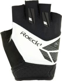 Roeckl Index Fahrradhandschuhe schwarz/weiß (3103-252-009)