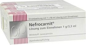 Nefrocarnit Lösung zum Einnehmen, 150ml
