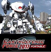 Earth Defense Force 2017 portable (English) (PSVita)