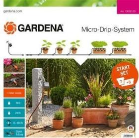 Gardena micro Drip-System Planztöpfe M automatic starter set (13002)