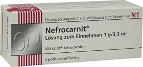 Nefrocarnit Lösung zum Einnehmen, 50ml