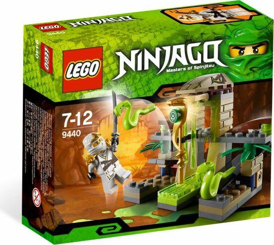 LEGO - Ninjago - Venomari Shrine (9440) -- via Amazon Partnerprogramm