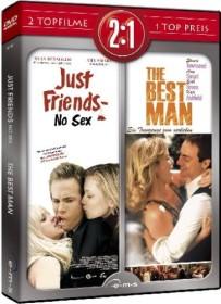 Just Friends - No Sex/The Best Man - Ein Trauzeuge zum Verlieben (DVD)