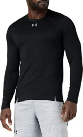 Under Armour Qualifier shirt long-sleeve black/reflective (men) (1342930-001)