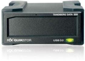 Tandberg RDX QuikStor Drive 500GB kit, USB 3.0 (8697)