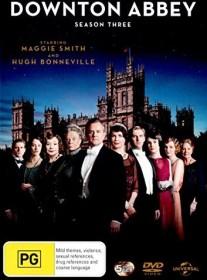 Downton Abbey Season 3 (DVD) (UK)