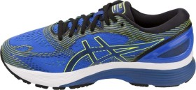 Asics Gel-Nimbus 21 illusion blue/black (Herren) (1011A169-400)