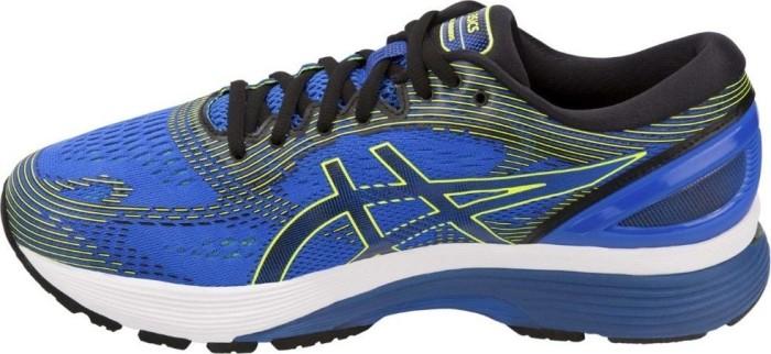 ASICS Herren Gel Nimbus 21 Schuhe, 40.5 EU, Illusion Blue