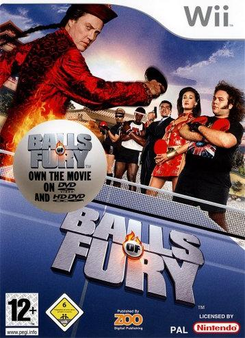 Balls of Fury (deutsch) (Wii) -- via Amazon Partnerprogramm