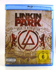 Linkin Park - Road To Revolution, Live At Milton Keyes (Blu-ray) -- © bepixelung.org