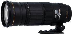 Sigma AF 120-300mm 2.8 EX DG APO HSM OS for Canon EF black (136954)