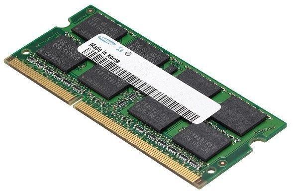 Samsung SO-DIMM 2GB, DDR3-1333, CL9-9-9 (M471B5673FH0-CH9)
