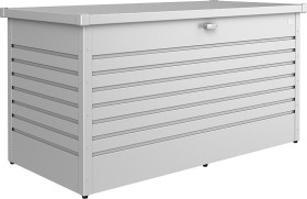 Biohort FreizeitBox 160 Gartenbox silber-metallic (64060)