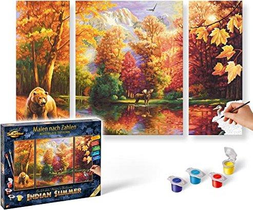 Schipper Arts Crafts Malen Nach Zahlen Indian Summer 609260650