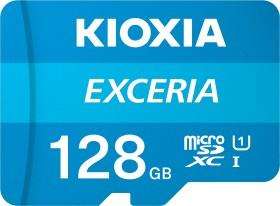 KIOXIA EXCERIA R100 microSDXC 128GB, UHS-I U1, Class 10 (LMEX1L128GG2)
