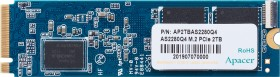 Apacer AS2280Q4 2TB, M.2 (AP2TBAS2280Q4-1)