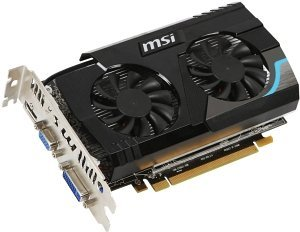 MSI R6670-MD1GD5, Radeon HD 6670, 1GB GDDR5, VGA, DVI, HDMI (V253-002R/V253-016R)