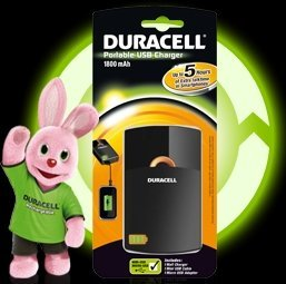 Duracell 5H Portable USB Charger