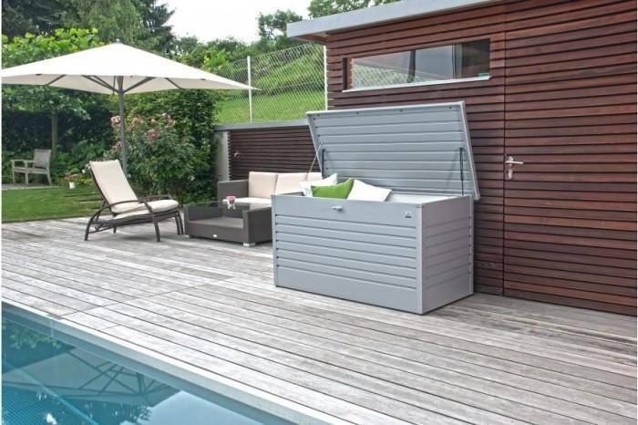 Biohort Freizeitbox 160 Gartenbox Dunkelgrau Metallic Ab 447 00 2021 Preisvergleich Geizhals Deutschland