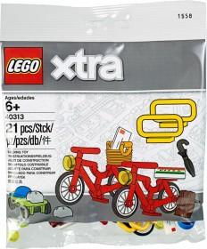 LEGO Xtra - Fahrräder (40313)