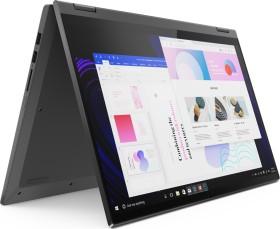 Lenovo IdeaPad Flex 5 15IIL05 Graphite Grey, Core i7-1065G7, 16GB RAM, 1TB SSD, GeForce MX330, Fingerprint-Reader, 3840x2160, beleuchtete Tastatur (81X3002YGE)