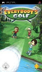Everybody's Golf (deutsch) (PSP)