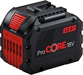 Bosch Professional Werkzeug-Akku ProCORE 18V, 12.0Ah, Li-Ionen (1600A016GU)