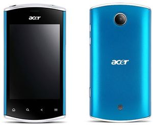 Acer E310 Liquid mini blue