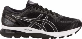 Asics Gel-Nimbus 21 black/dark grey (Herren) (1011A169-001)