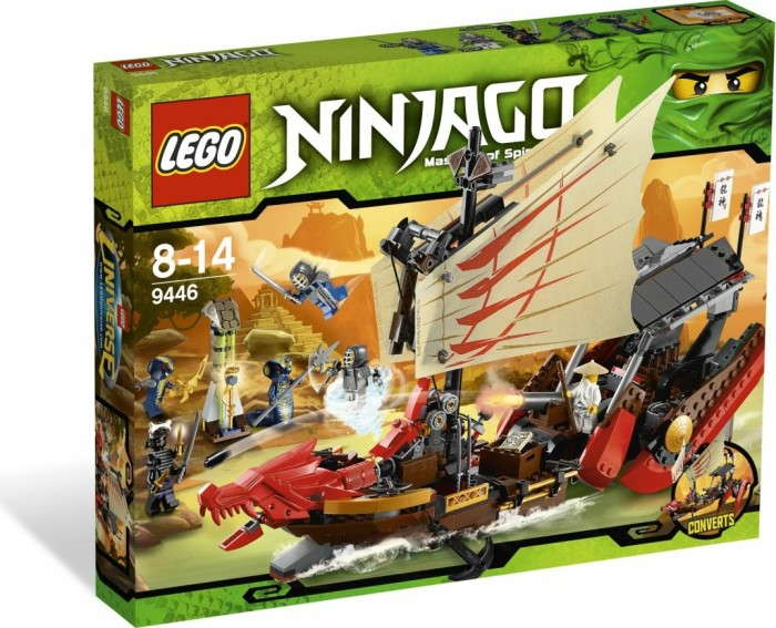 LEGO - Ninjago - Ninja-Flugsegler (9446) -- via Amazon Partnerprogramm