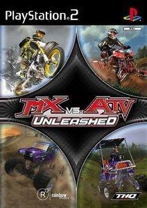 MX vs. ATV Unleashed (deutsch) (PS2)