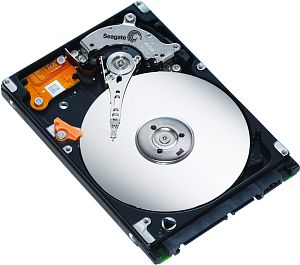 Seagate Momentus 5400.7 320GB, SATA 3Gb/s (ST9320310AS)