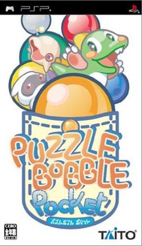 Puzzle Bobble Pocket (deutsch) (PSP) -- via Amazon Partnerprogramm