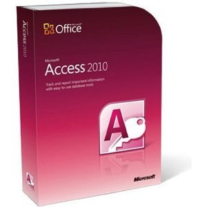 Microsoft: Access 2010 (English) (PC) (077-05753)