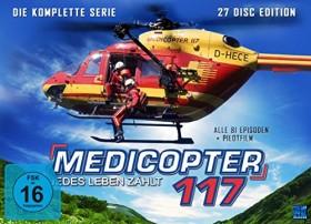 Medicopter 117 Box (Staffel 1-7)