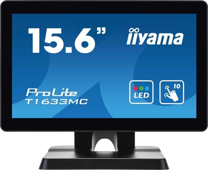 "iiyama ProLite T1633MC-B1, 15.6"""