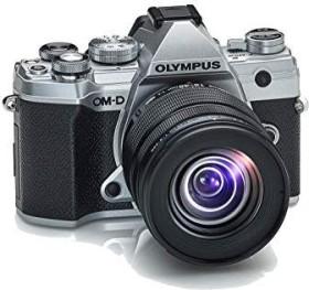 Olympus OM-D E-M5 Mark III silber mit Objektiv M.Zuiko digital ED 12-45mm 4.0 PRO (V207092SE000)