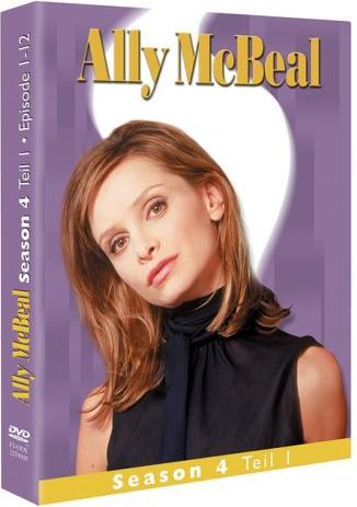 Ally McBeal Season 4.1 -- via Amazon Partnerprogramm