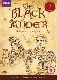 The Black Adder Season 1 (DVD) (UK)