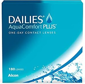 Ciba Vision Dailies AquaComfort Plus, 180-pack (2x 90 pieces) -- via Amazon Partnerprogramm