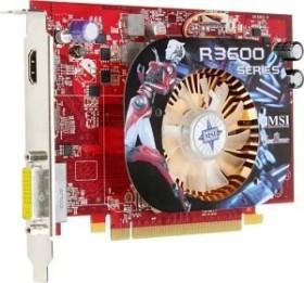 MSI R3650-MD256-OC, Radeon HD 3650, 256MB DDR2, DVI, HDMI (V130-010R)