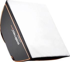Walimex Pro Softbox Orange Line 80x120cm inkl. Universal Adapter (19008)