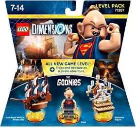 LEGO: Dimensions - Level pack: The Goonies (PS3/PS4/Xbox One/Xbox 360/WiiU)